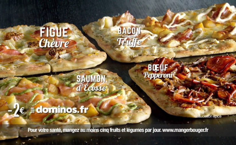 DOMINOS PIZZA lance quatre création originales