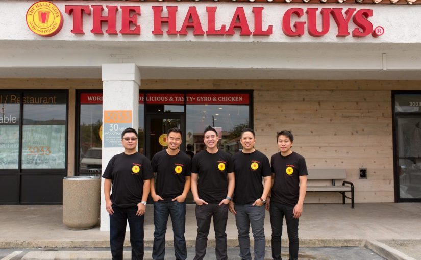 Les franchises de restauration halal